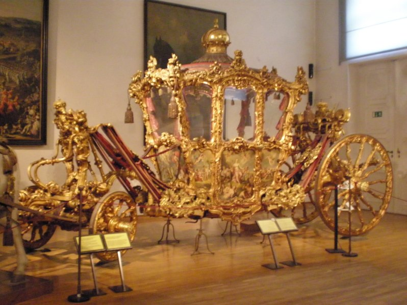 Imperial Carriage Museum, Vienna