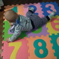Baby update: V. is 6 months old!