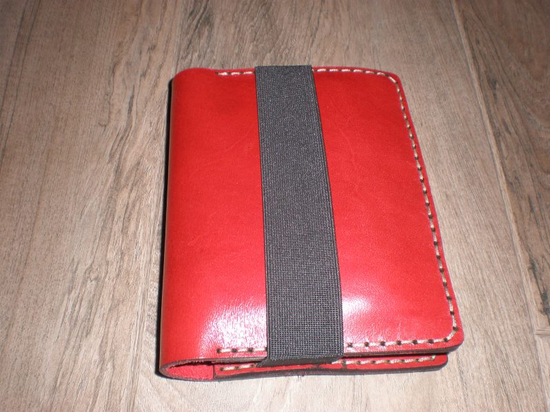 Handmade Leather Moleskine Journal Notebook Cover by Galen Leather