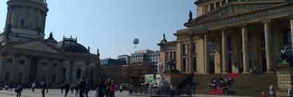 Gendarmenmarkt square, Berlin