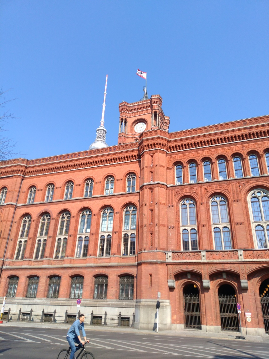 Berlin Town Hall
