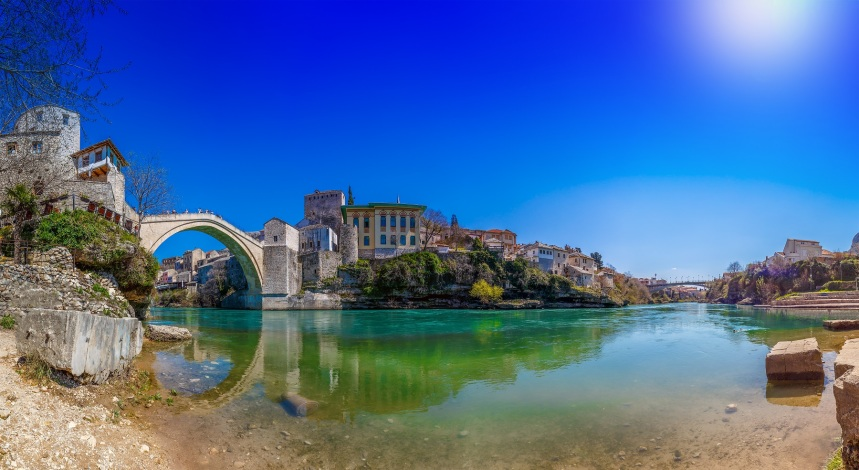 Old Bridge or Stari Most