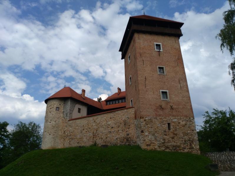 Dubovac Castle, Croatia
