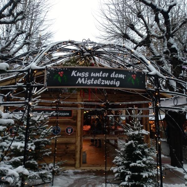 Altes AKH Christmas Market, Vienna