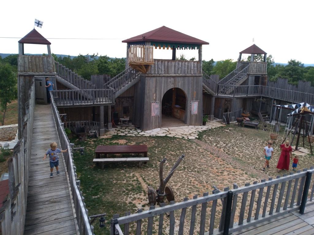 Medieval Theme Park San Michael