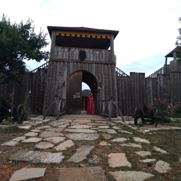 Family day out: Medieval Theme Park San Michael