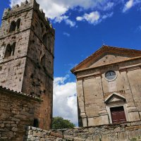 Family day out: Hum in Istria, Croatia