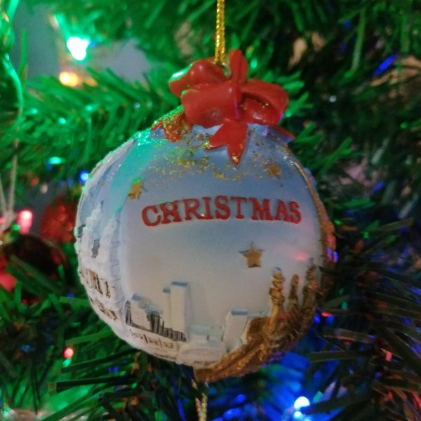 My Christmas Tree Travel Ornaments: Austria