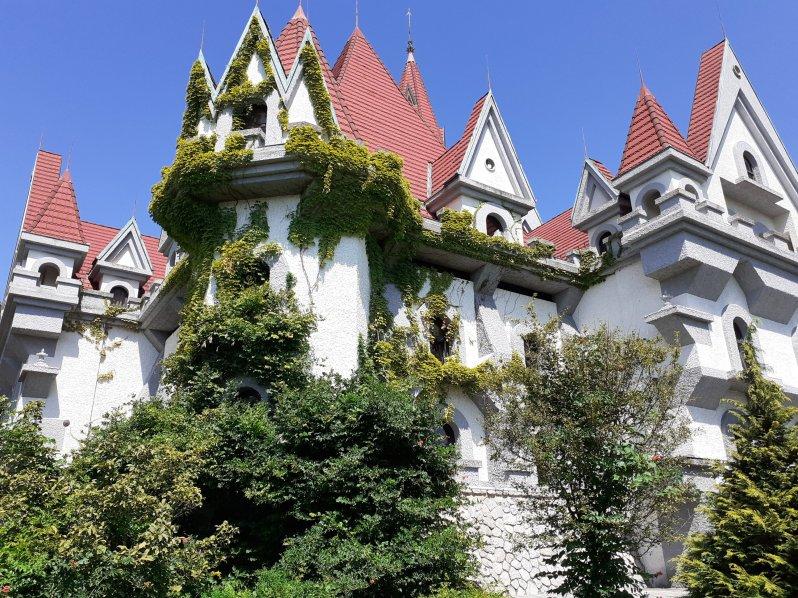 Empirej Castle, Hrvatsko Zagorje, Croatia